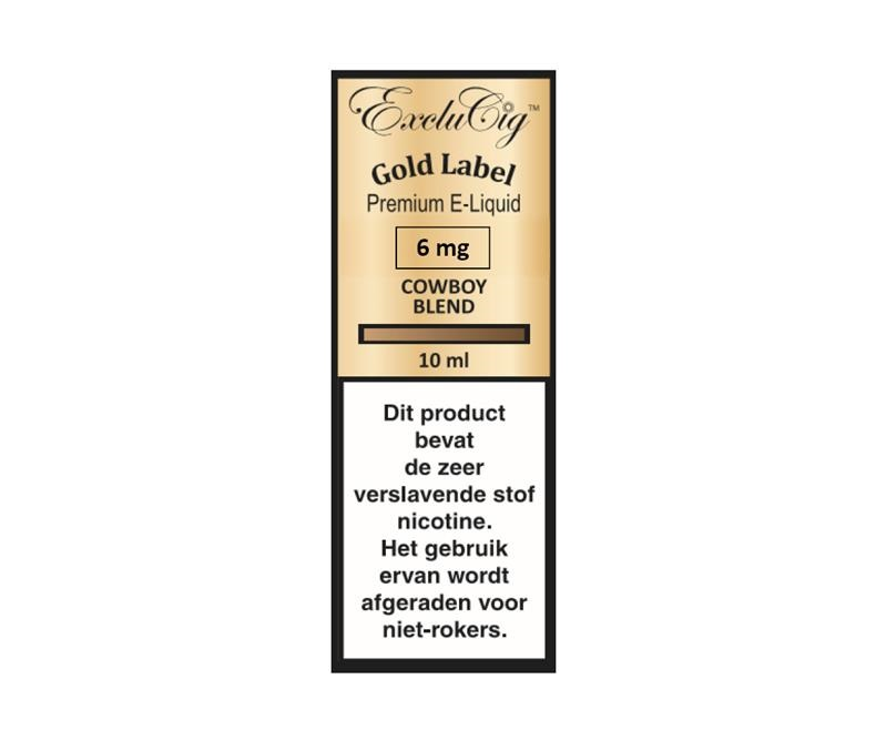 EXCLUCIG-GOLD-LABEL-E-LIQUID-COWBOY-BLEND-10ML